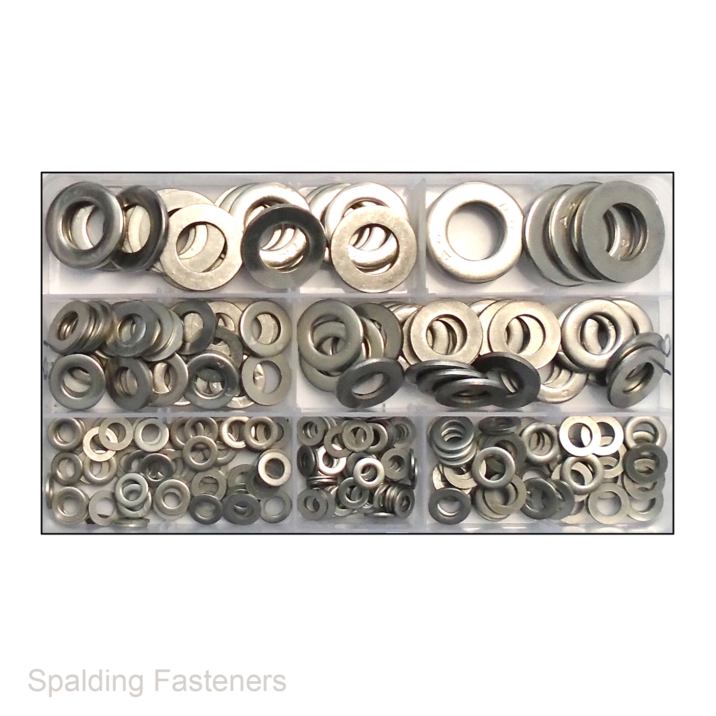 M4,5,6,8,10,12 A4 Marine Grade 316 Stainless Steel Flat Washers Form A